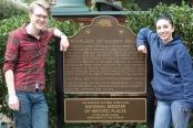 Engelbart Scholar Awardees on tour