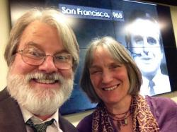 Gardner Campbell and Christina Engelbart